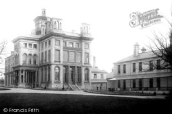 Colchester, The Asylum 1891