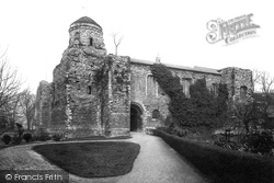 Colchester, The Castle 1891