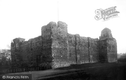 Colchester, The Castle 1891