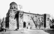 Colchester, The Castle 1892