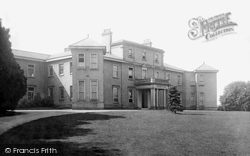 Colchester, The Hospital 1892