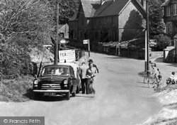 Ford Anglia 1957, Coldharbour
