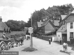 Hillside 1915, Coldharbour