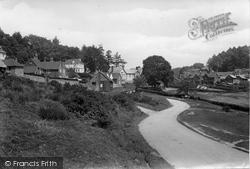 Coldharbour, The Village 1915