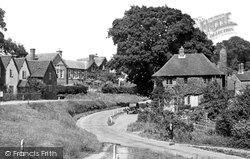 The Village c.1955, Coldharbour
