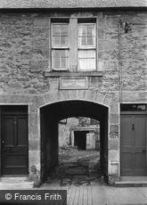 Coldstream, Coldstream Guards Headquarters c1950