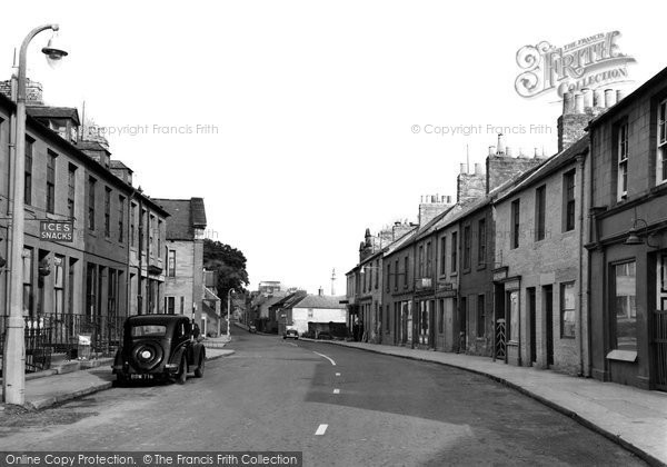 Photo of Coldstream, High Street c.1955