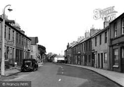 Coldstream, High Street c.1955
