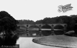 Coldstream, The Border Bridge c.1950