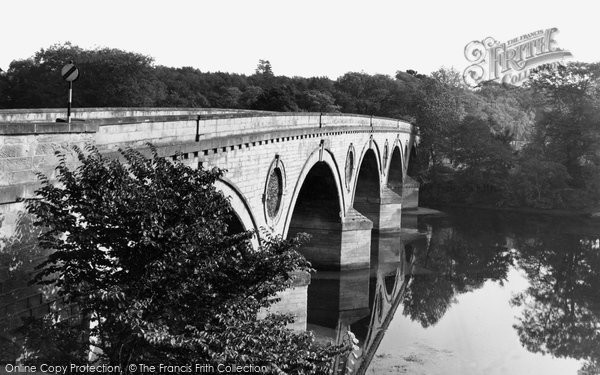 Photo of Coldstream, The Bridge c.1950