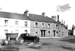 Coldstream, The Fountain c.1955