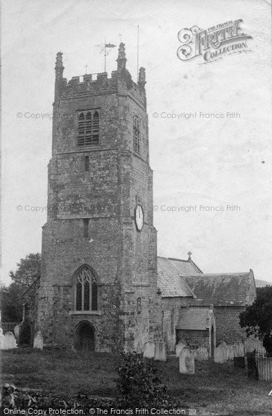 Colebrooke, Church 1906