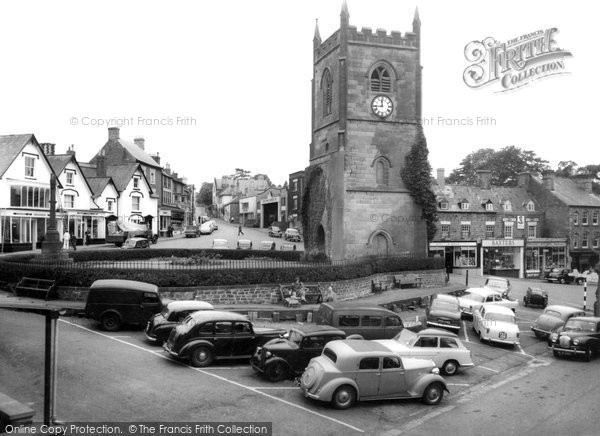 Coleford, High Street c1955