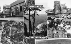 Coleford, Composite c.1960