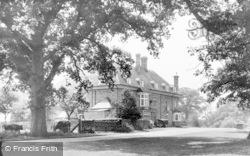 Coleford, Speech House c.1960