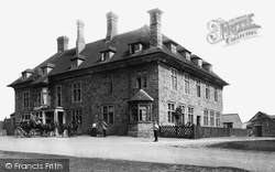 Coleford, The Speech House 1893
