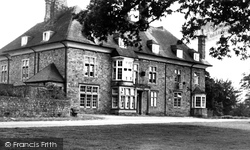 Coleford, The Speech House c.1955
