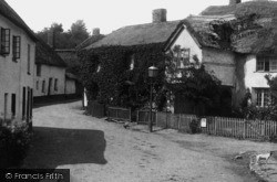 Coleford, The Village 1904