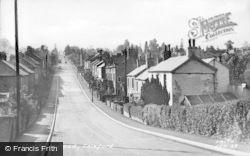 Coleford, Victoria Road c.1950
