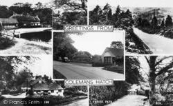 Colemans Hatch, Composite c.1950