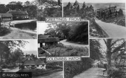 Colemans Hatch, Composite c.1955