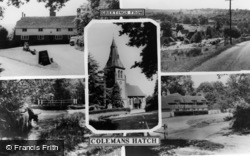 Colemans Hatch, Composite c.1960