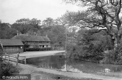 Colemans Hatch, Newbridge 1928