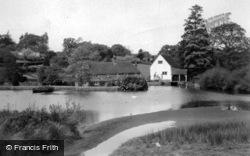 Newbridge Mill c.1955, Colemans Hatch