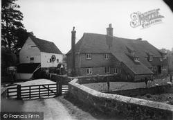 Colemans Hatch, Newbridge Mill c.1955