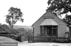 Colemans Hatch, The Post Office c.1955