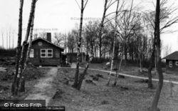 The Sick Bay, Wren's Warren Camp c.1955, Colemans Hatch