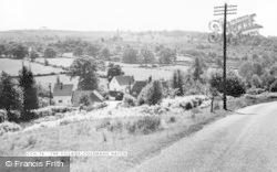Colemans Hatch, The Village c.1965