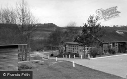 Wren's Warren Camp c.1955, Colemans Hatch