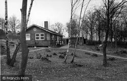 Colemans Hatch, Wren's Warren Camp, The Sick Bay c.1955