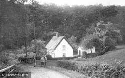 Colemere, The Little Mill c.1935