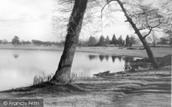 Colemere, The Mere c.1955