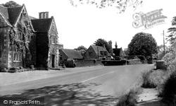Colesbourne Inn c.1960, Colesbourne