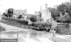 Lower Hilcot c.1960, Colesbourne