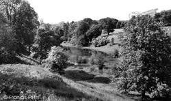 The Lake c.1960, Colesbourne