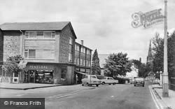Coleshill, Modern Shopping Parade, High Street c.1960
