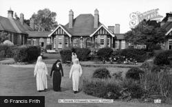 St Gerards Orthopaedic Hospital c.1960, Coleshill