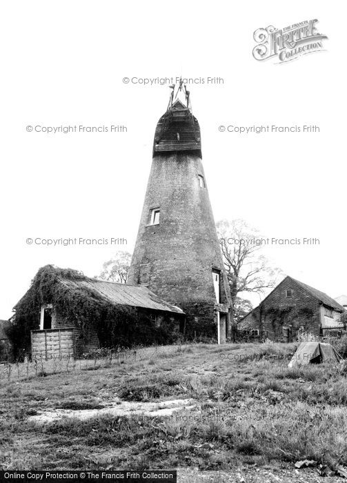 ,Coleshill, the Windmill c1965, Buckinghamshire,