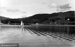 The Kyles Of Bute c.1955, Colintraive