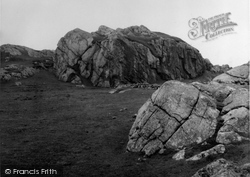 Coll, An Caisteal 1957