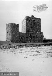 Coll, Breachacha Castle 1957