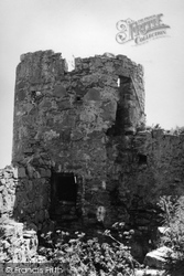 Coll, Breachacha Castle 1957