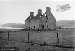 Coll, Grishipol House 1957