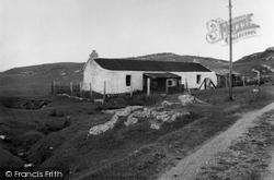 Coll, House Near Druim Nan Cain 1957