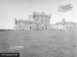 Coll, New Breachacha Castle 1957