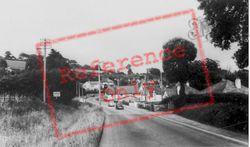 Collaton St Mary, Main Road c.1965, Collaton